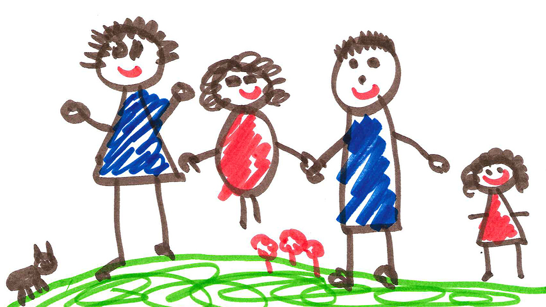 Kids\' Drawings Speak Volumes About Home : NPR Ed : NPR.