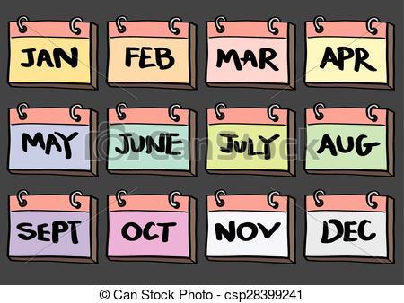 12 month Vector Clip Art EPS Images. 1,704 12 month clipart vector.