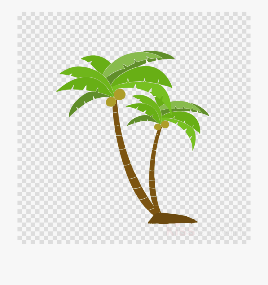 Palm Trees Clipart Free.