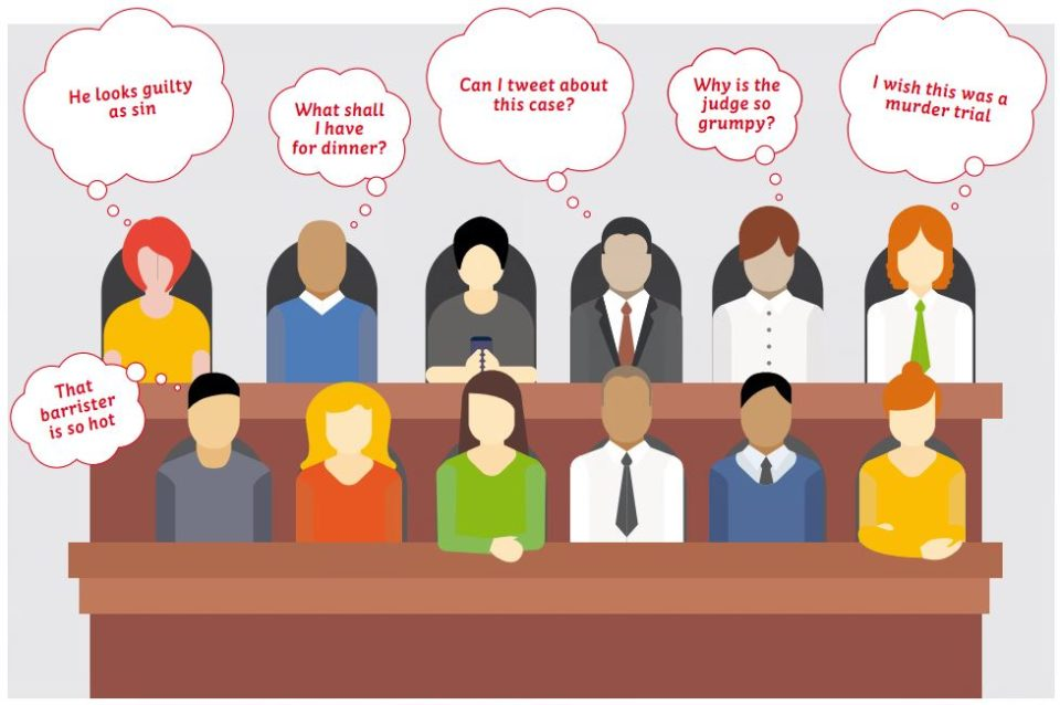 The Trial: Secrets of Jury Service.