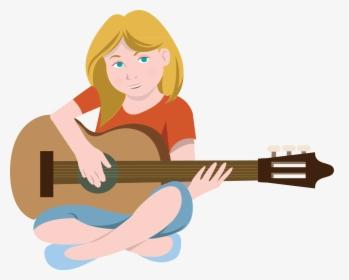 Guitar Clipart PNG Images, Transparent Guitar Clipart Image.