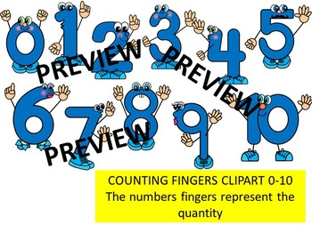 NUMBER CHARACTERS 1.