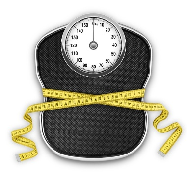 Weight Loss Scale Clipart.
