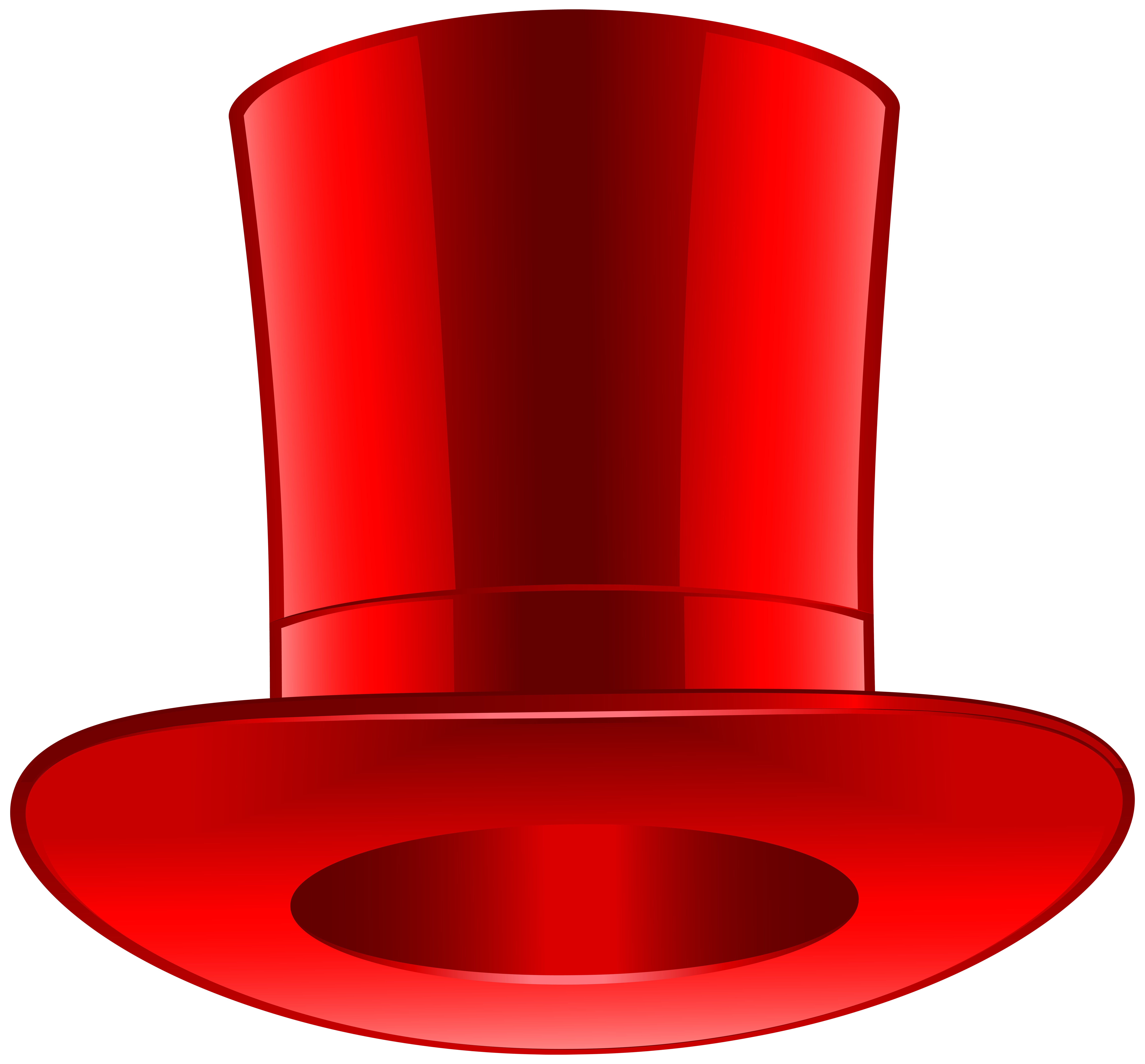 1206 Top Hat free clipart.