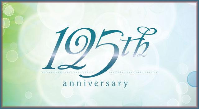 Trinity\'s 125th Anniversary.