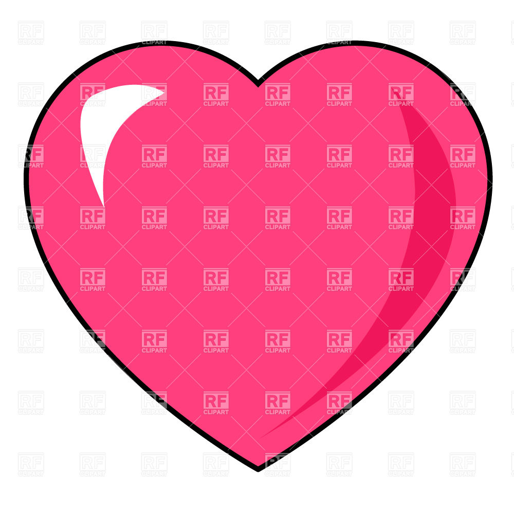 Heart Vector Image #6324.