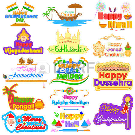 12,548 Indian Festival Background Stock Vector Illustration And.