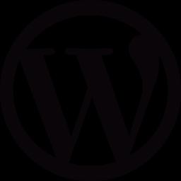 Social, Website Creator, Wordpress, wordpress icon icon.