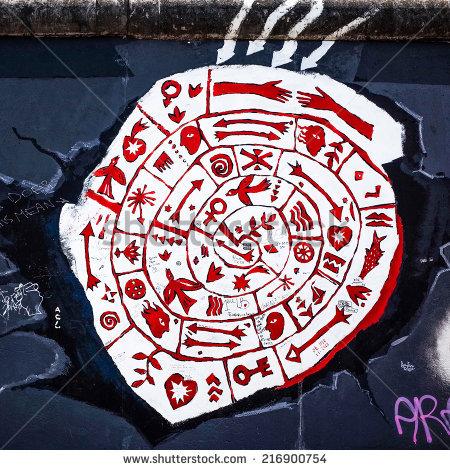 Berlin Graffiti Banco de imágenes. Fotos y vectores libres de.