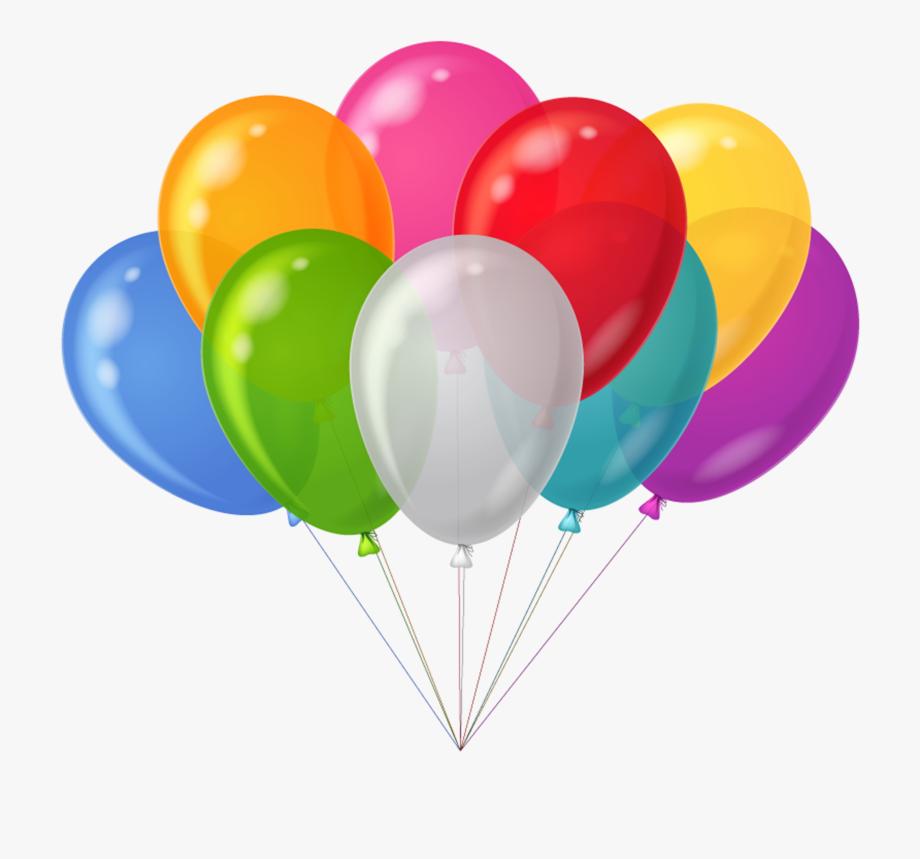 Free Balloon Png Art.