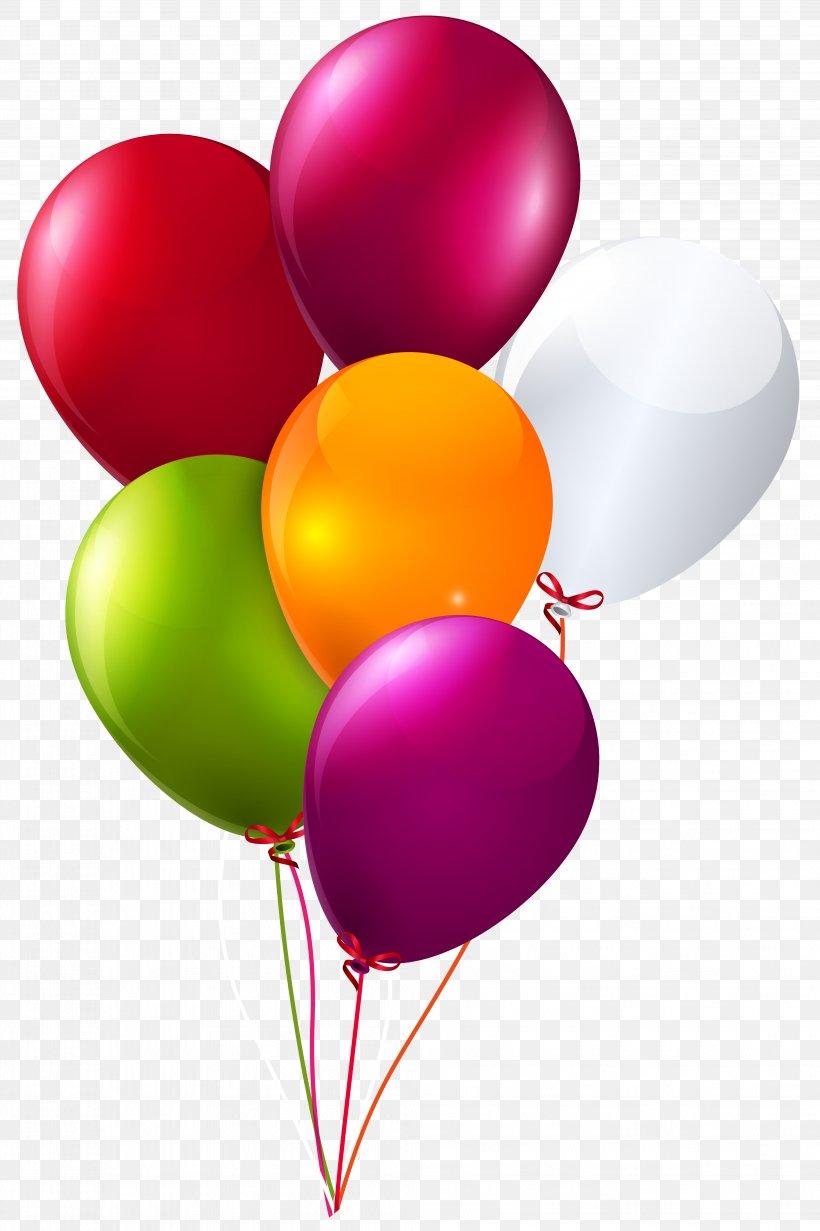 Balloon Birthday Clip Art, PNG, 4073x6119px, Balloon.