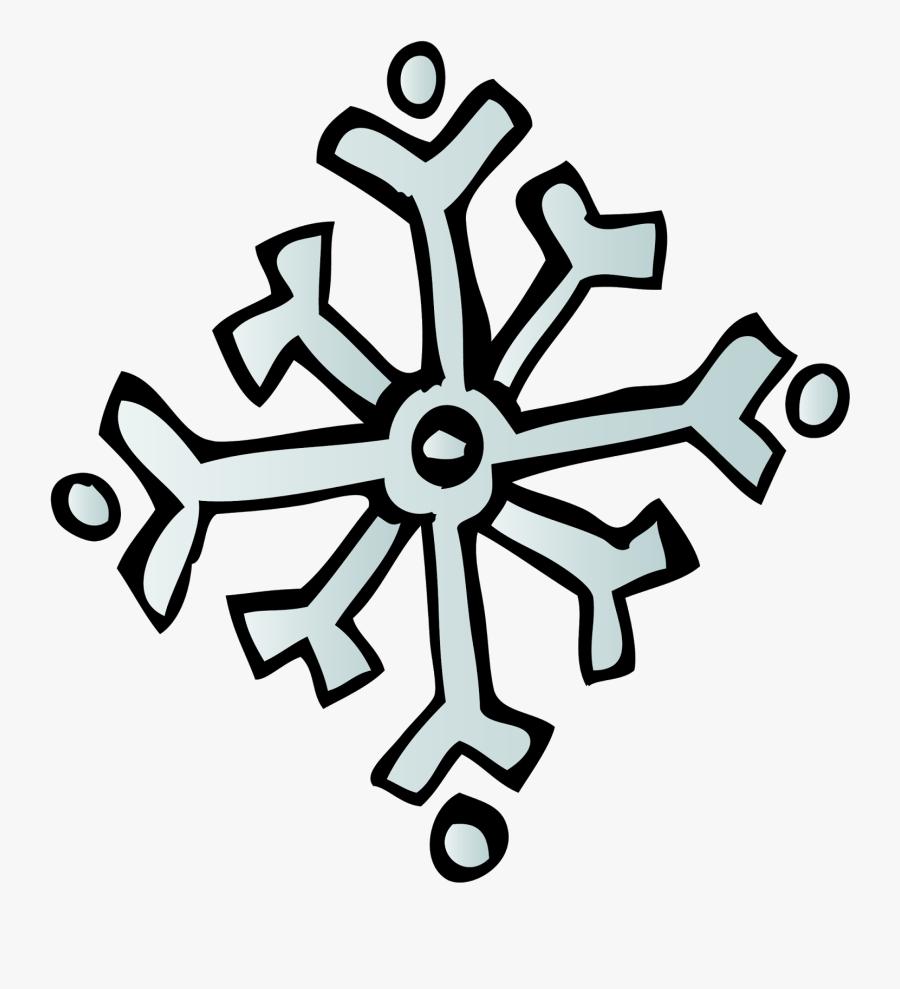 Lg Snowflake Sw %28c%29 Melonheadz 13 Colored.