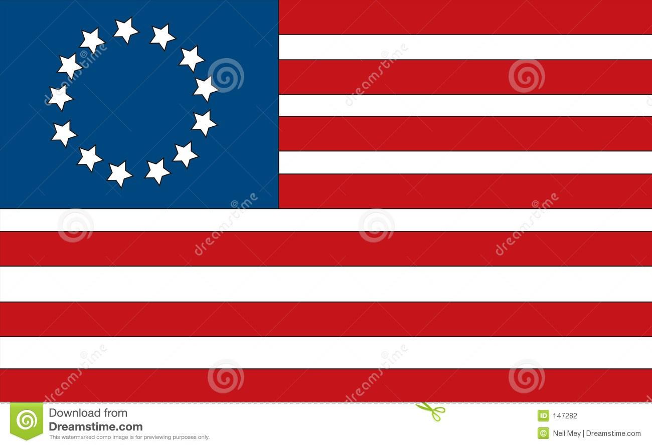13 colonies flag clipart 4 » Clipart Portal.