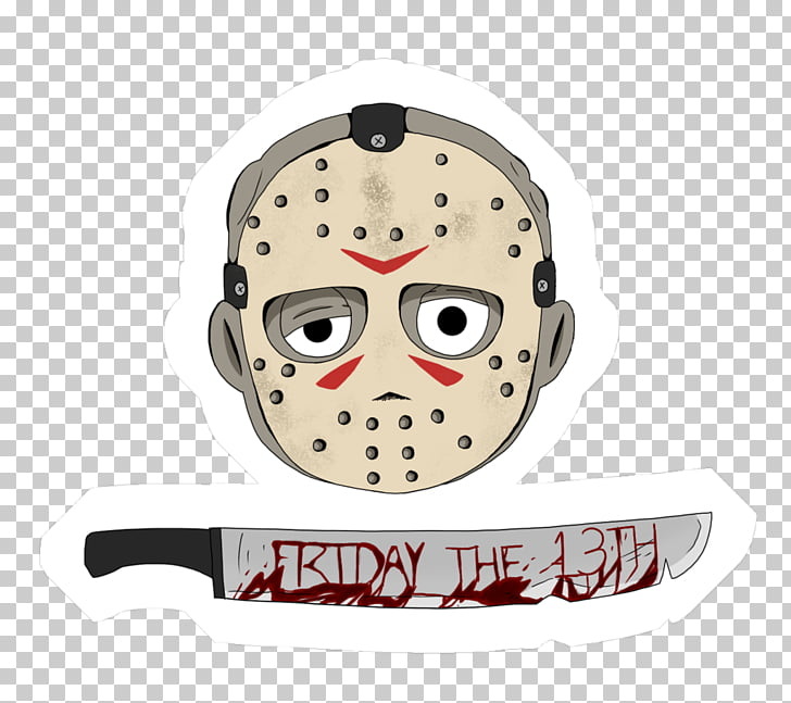 Friday the 13th Cartoon , friday 13 PNG clipart.