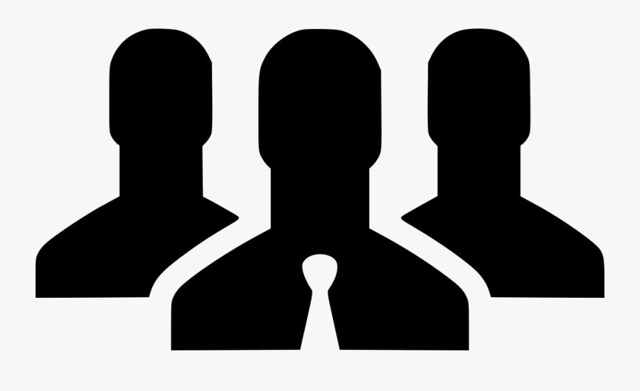Transparent Business People Clipart.