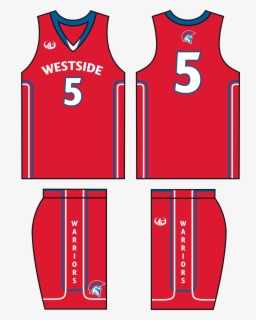 Free Basketball Jersey Clip Art with No Background.
