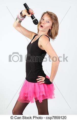 Girl 13 Clipart.