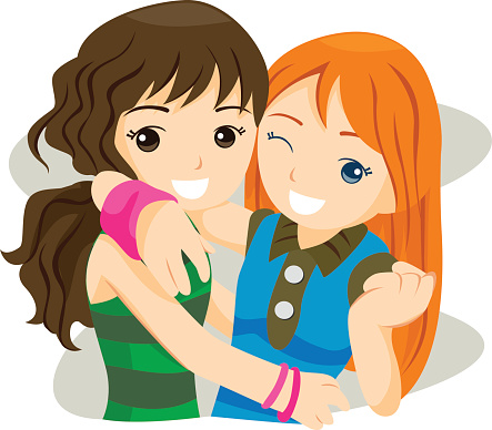 13 Year Old Girl Clip Art Clip Art, Vector Images & Illustrations.