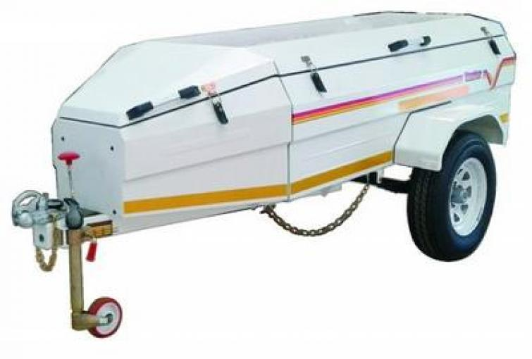 Voyager 14 inch 7 ft Trailer World.