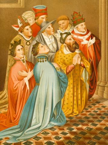 Pope Martin V Clip Art, Vector Images & Illustrations.
