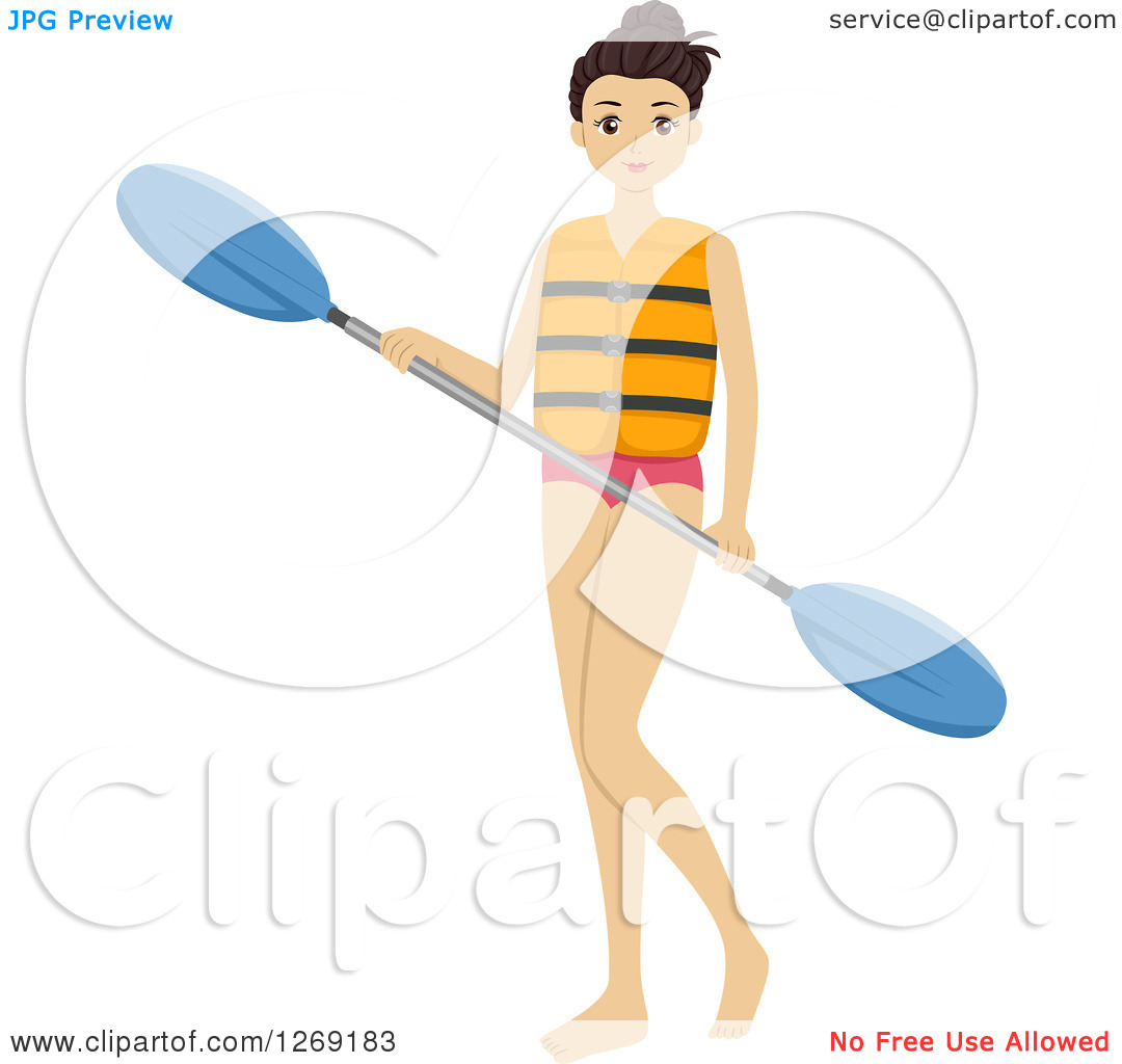 Kayak Clipart #144.