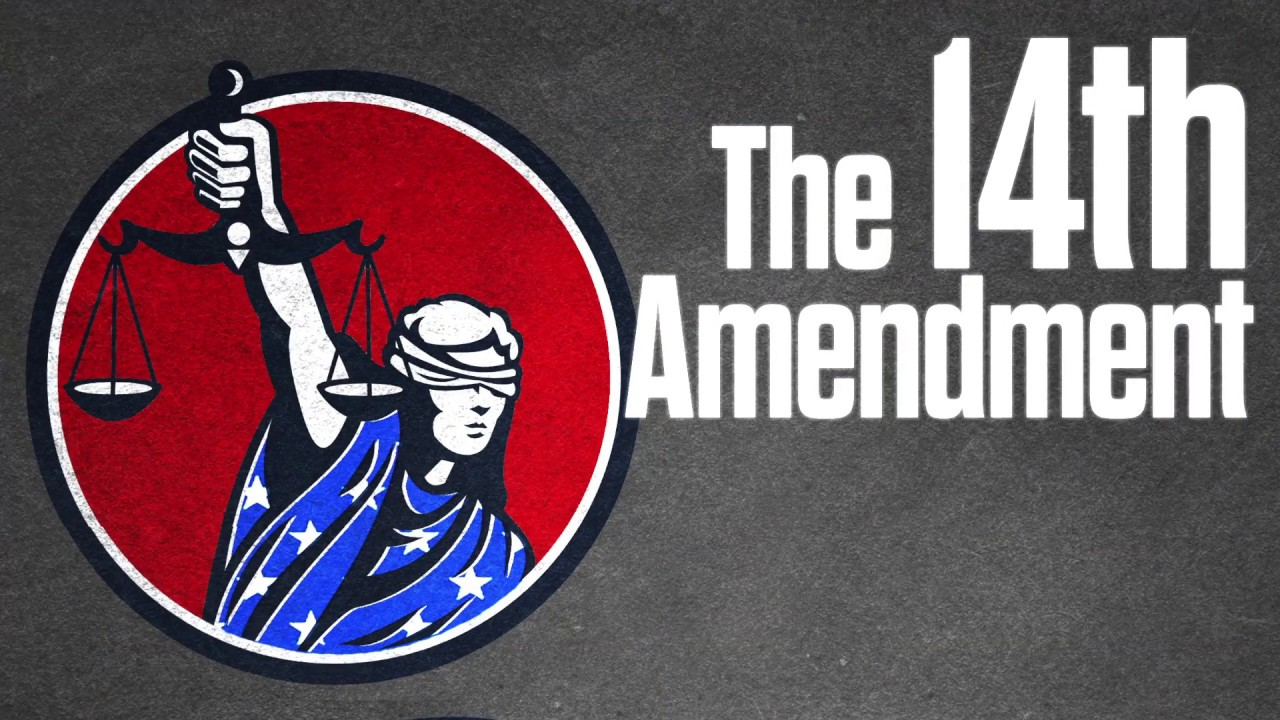 The 14th Amendment: The best idea in humanity's 10,000.