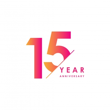 15 Years Png, Vector, PSD, and Clipart With Transparent Background.
