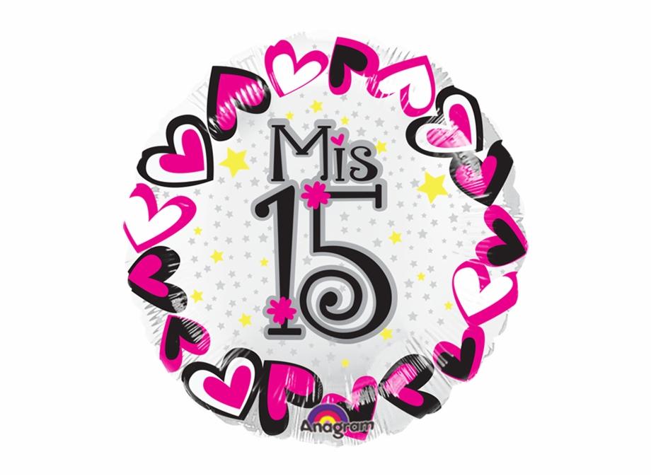 Mis 15 Años Logo Png.