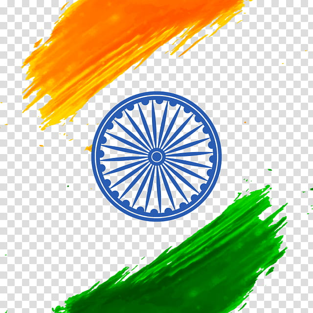 India Independence Day Sky Background, Indian Independence.