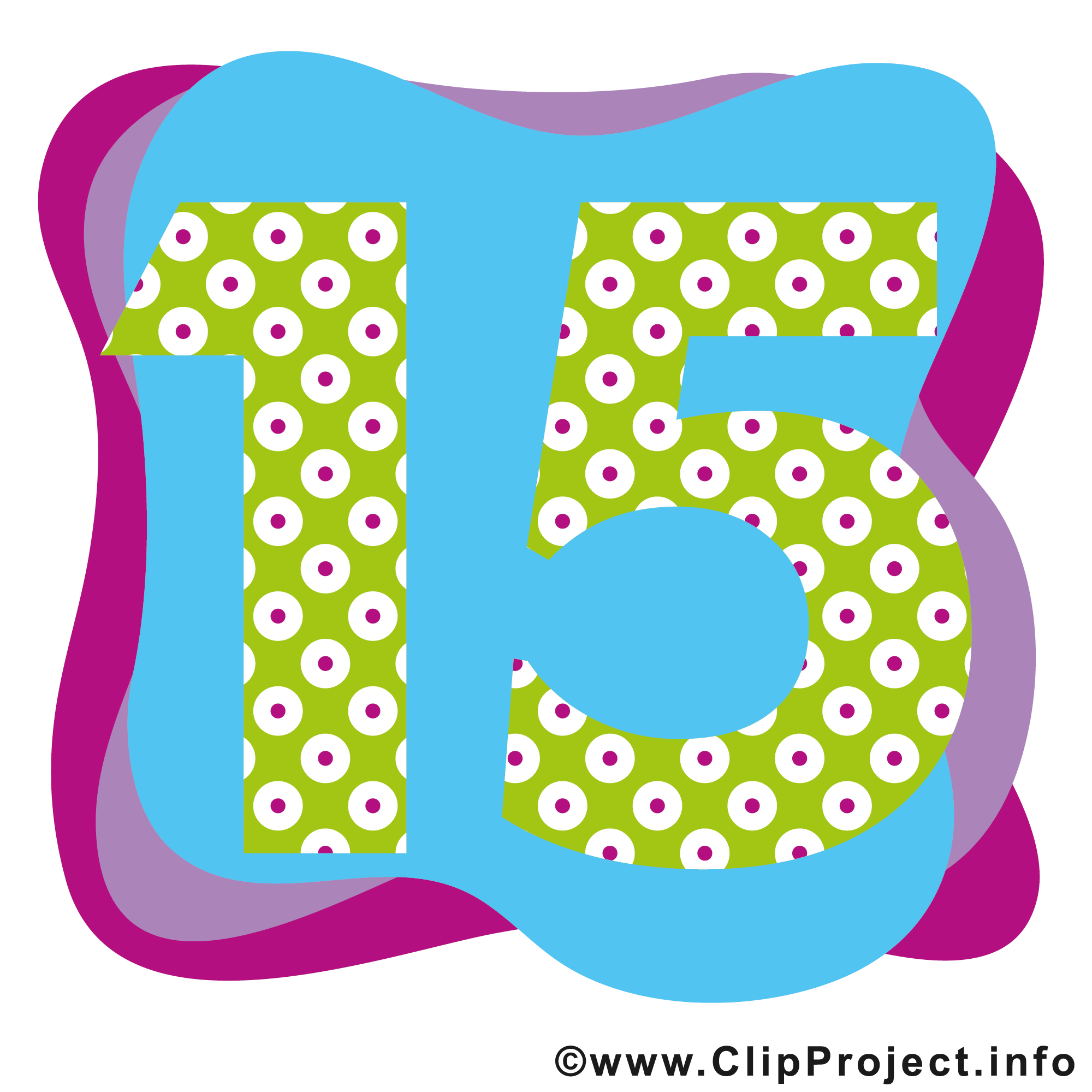 15 clipart.