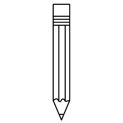 Download Free png 15 Pencil clipart black and white for free.