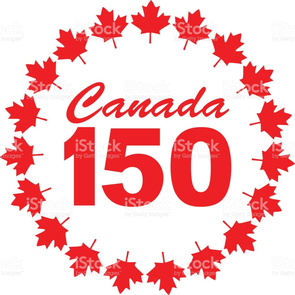 Canada 150 clipart 4 » Clipart Station.