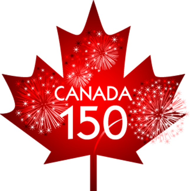 Canada 150 clipart 9 » Clipart Station.