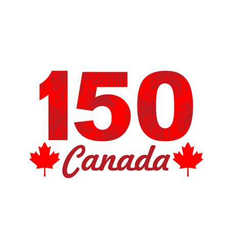 Canada 150 Cliparts, Stock Vector And Royalty Free Canada 150.