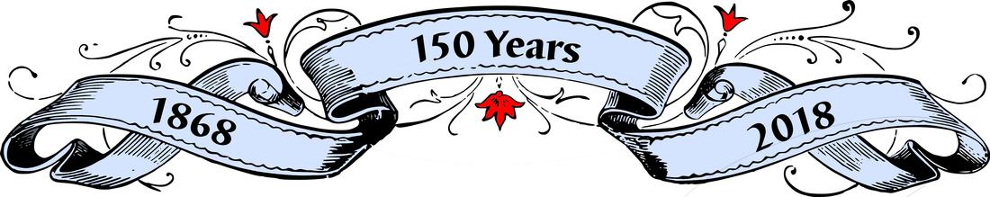 150th Anniversary.
