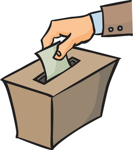 Election Clipart Image.