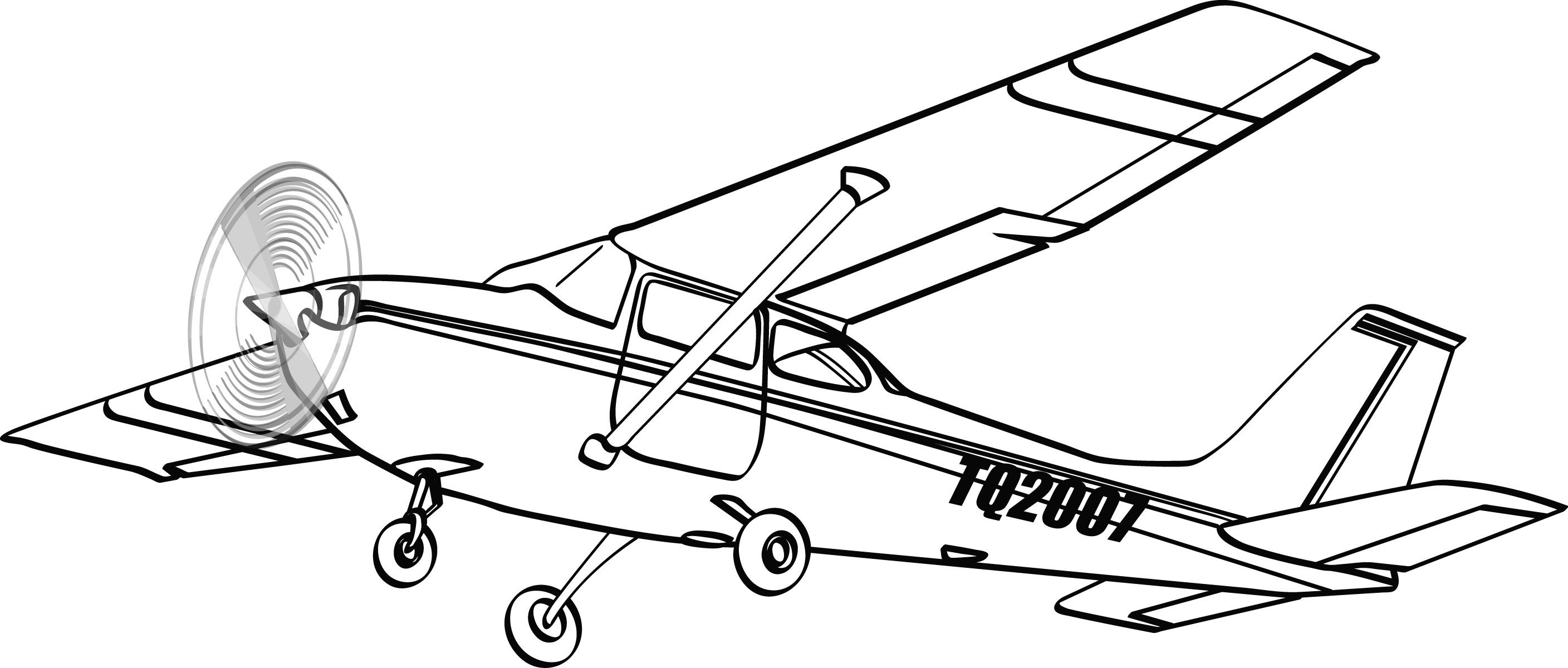 Image result for cessna 152 silhouette clipart in 2019.