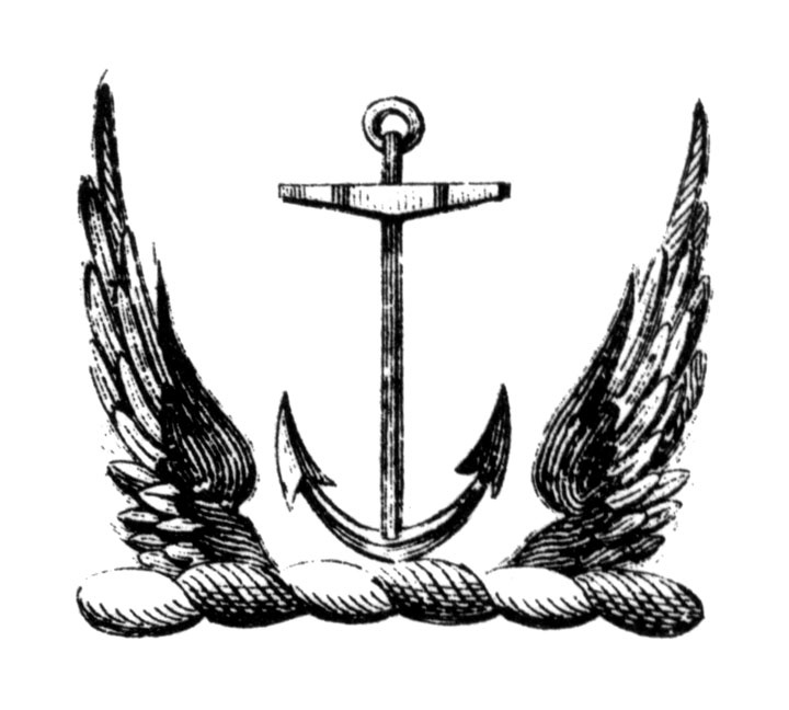 Anchors And Sailors on Clipart library.