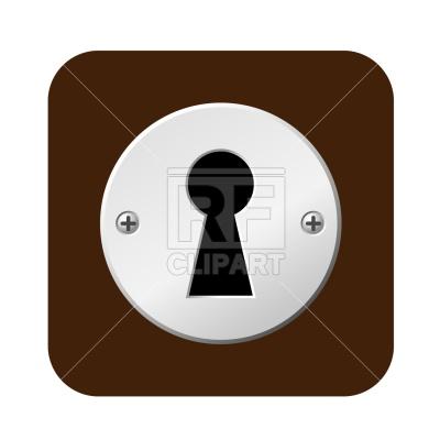 Similiar Keyhole Clip Art Keywords.