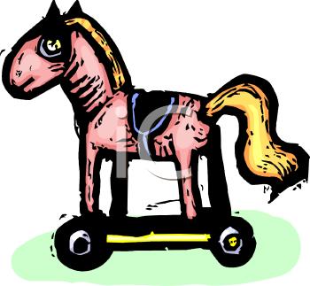 Horse Toy.