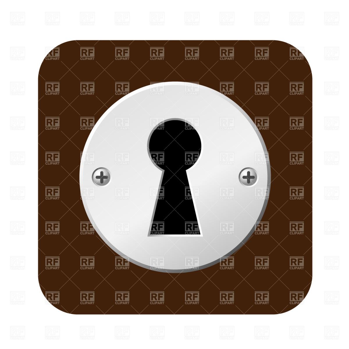 Keyhole Vector Image #1533.