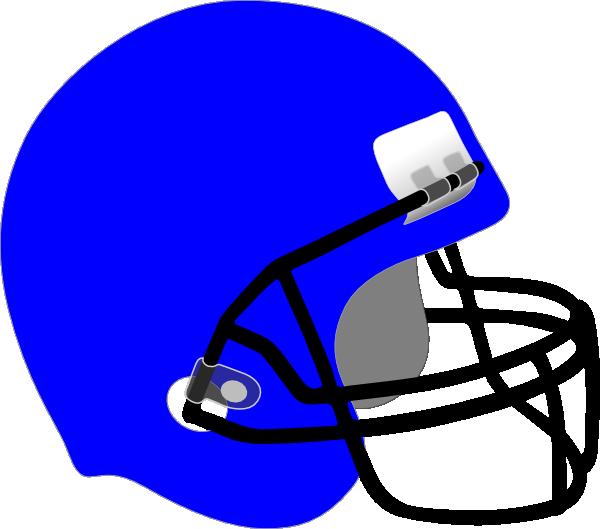 Free Football Helmet Clipart Image.