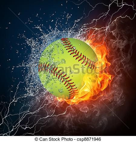 Softball Illustrations and Clipart. 1,545 Softball royalty free.