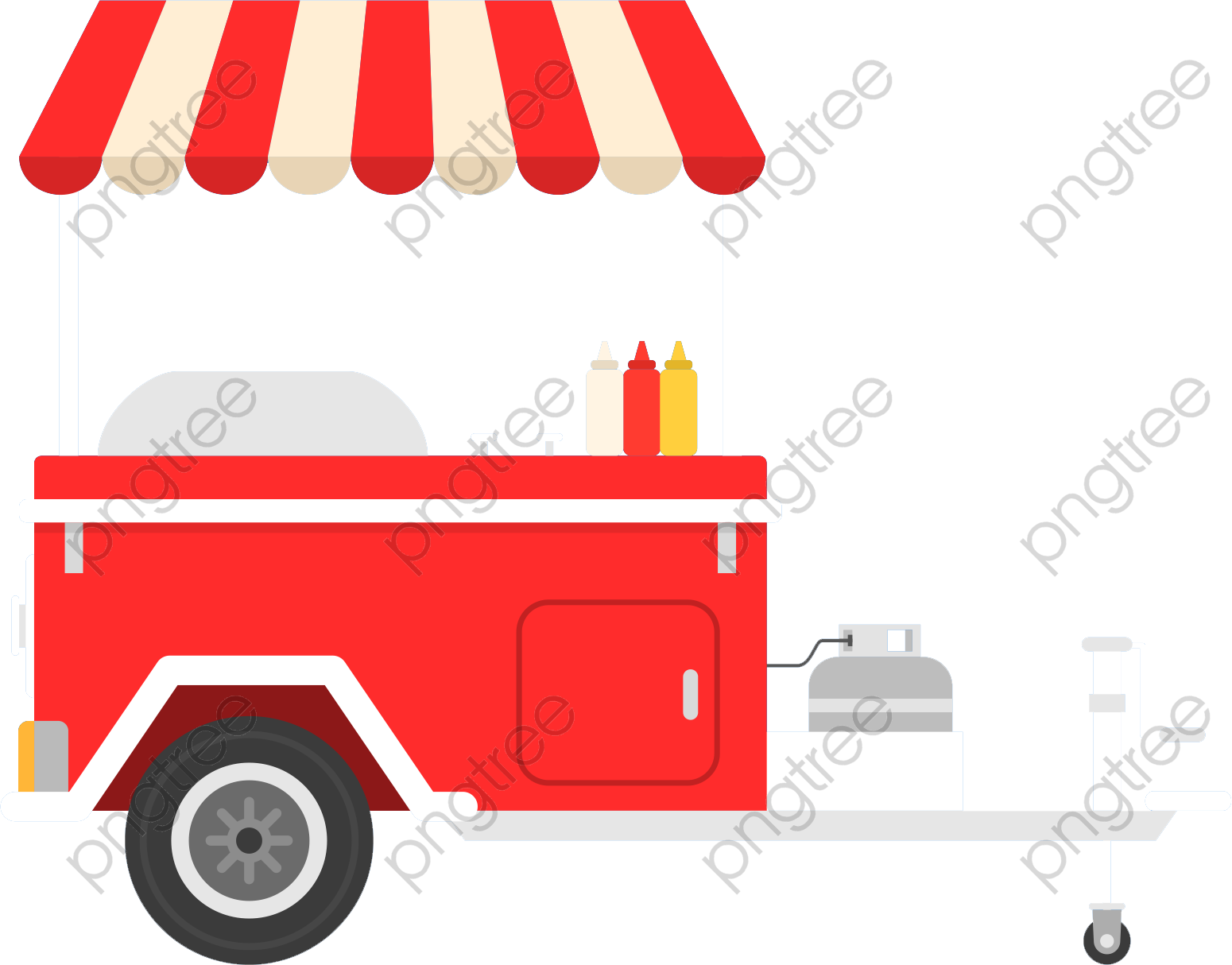 Transparent food trucks PNG Format Image With Size 1550*1214 Preview.