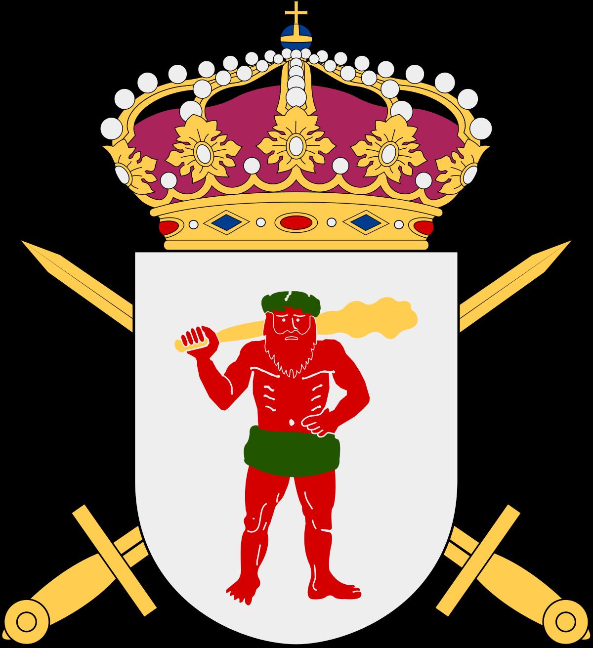 Västerbotten Regiment.