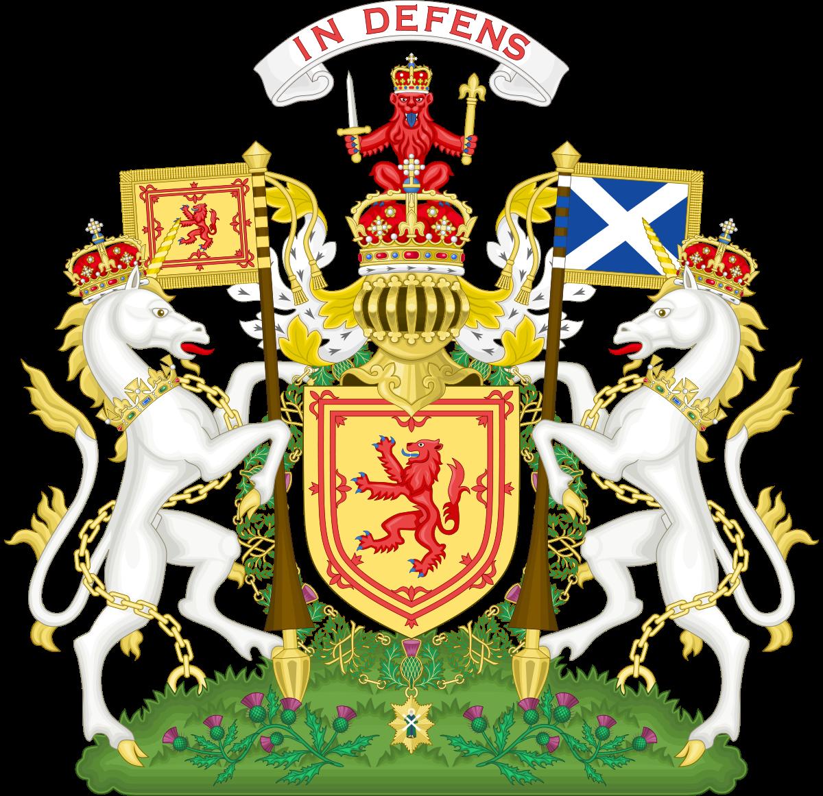 Royal Scots Navy.
