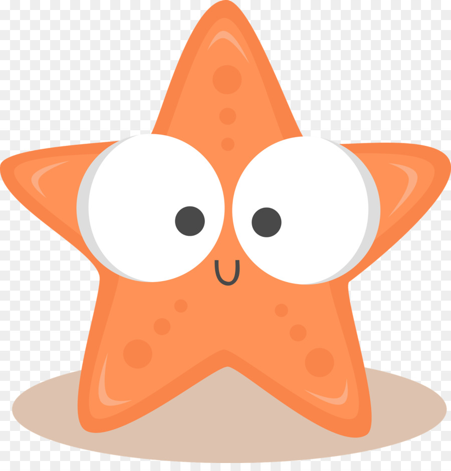 Starfish Drawing Cartoon Cuteness Clip art.
