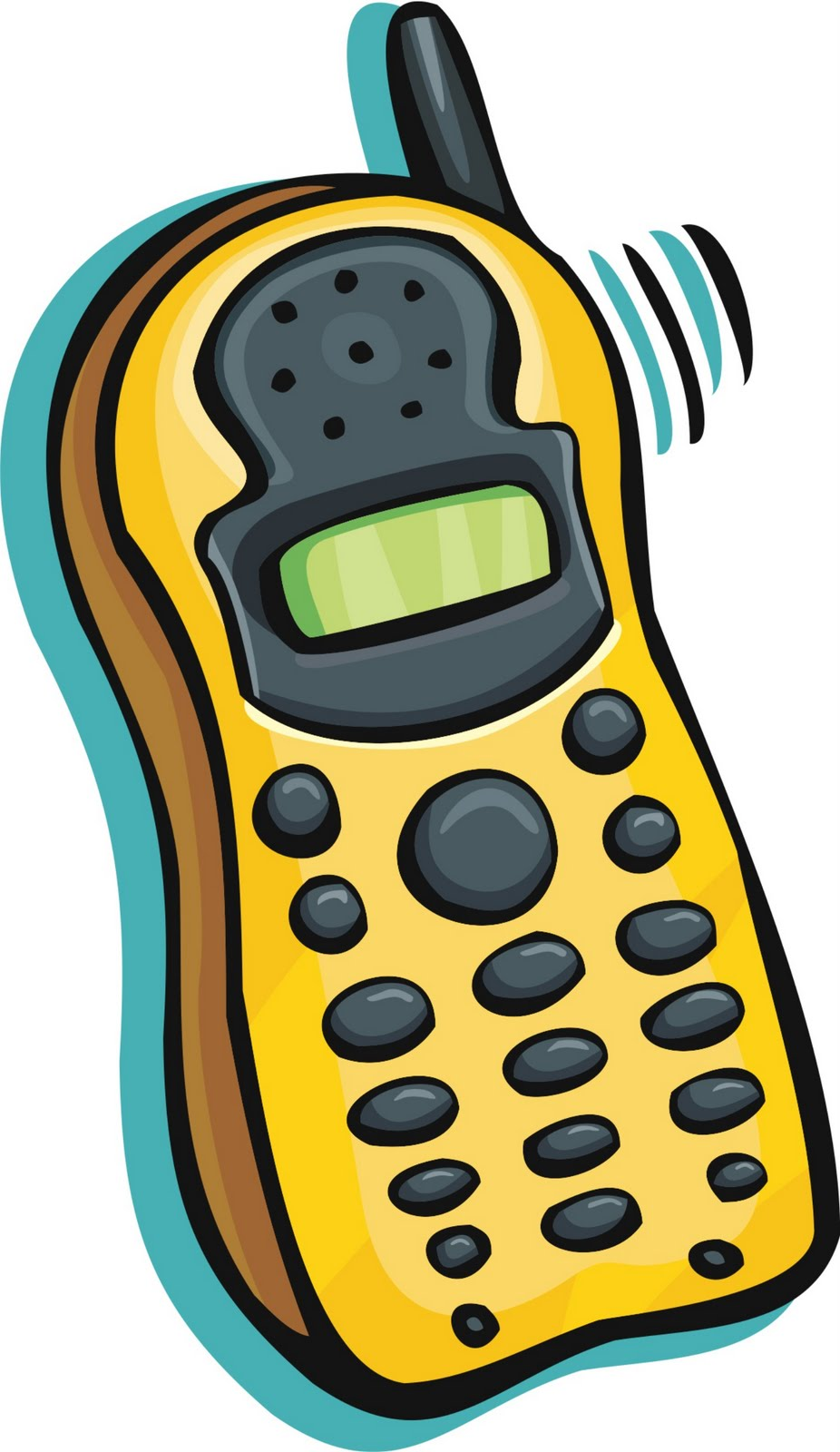 Phone call clipart free clipart images.