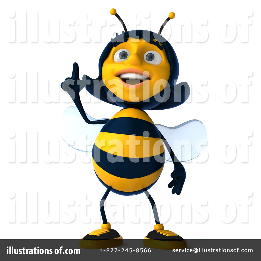 Bee Clipart #1107208.
