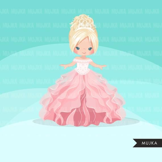 Quinceanera Clipart, Sweet 15th Birthday, Latino Fifteenth.